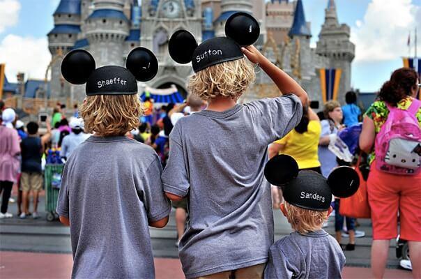 8 Disney 15