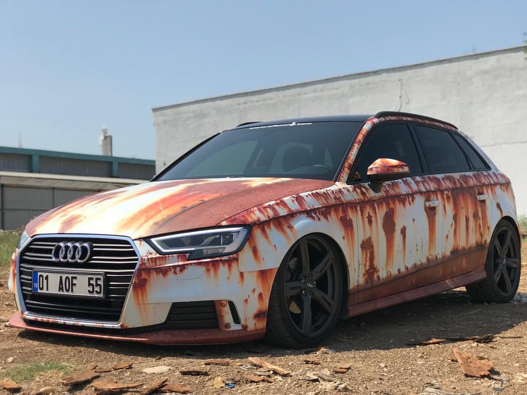 fake patina awful car trends