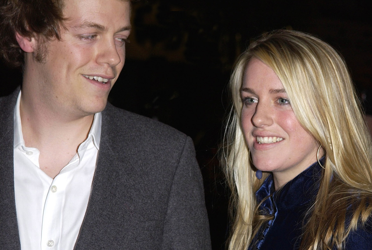 om Parker-bowles And His Sister Laura Parker-bowles Arriving For A Party In Kensington To Celebrate The Launch Of His New Book