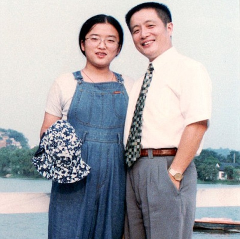1996 dad and daughter photo