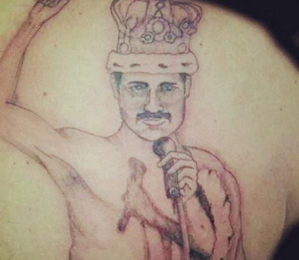19 Tatuajes Feos 23