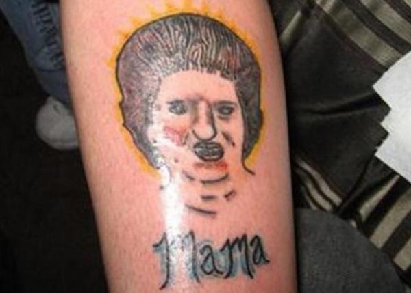 19 Tatuajes Feos 24