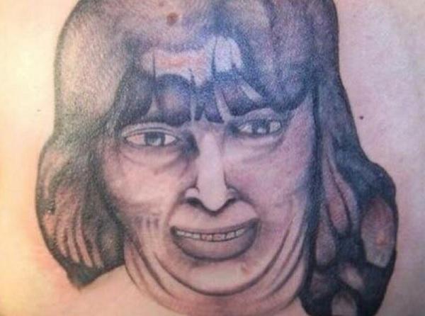 19 Tatuajes Feos 26