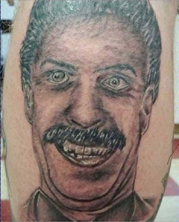 19 Tatuajes Feos 38