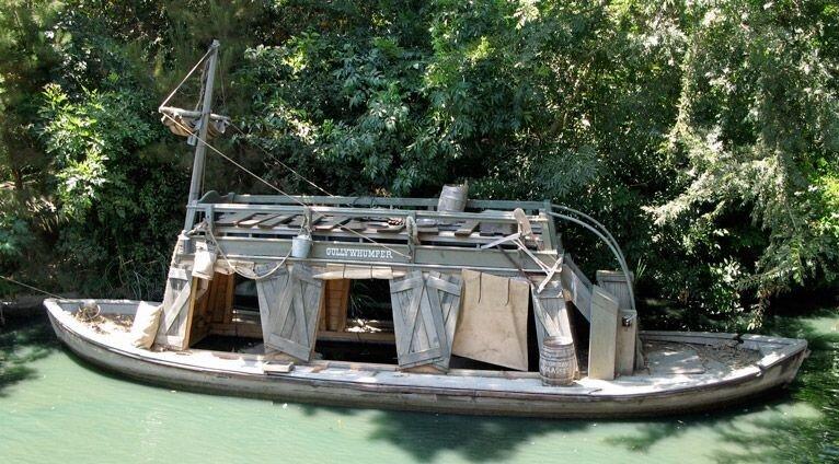 Mike Fink Keel Boat