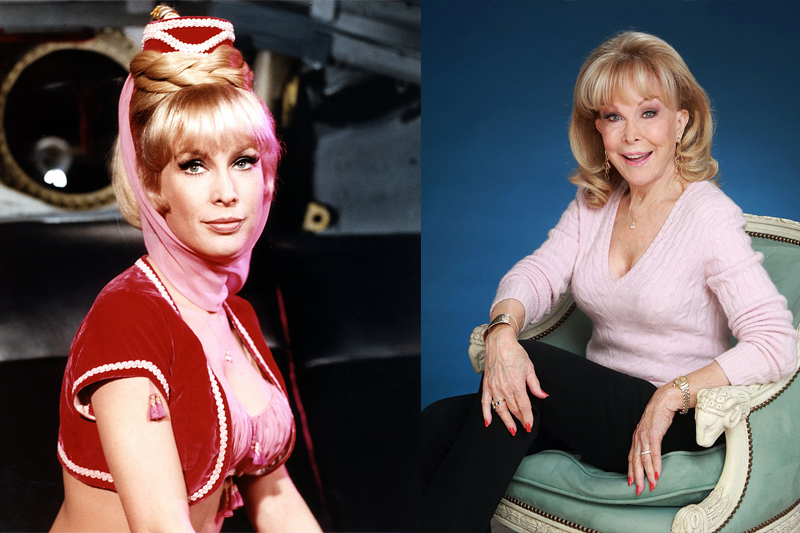 Barbara Eden Released A Memoir About Her Life In Hollywood