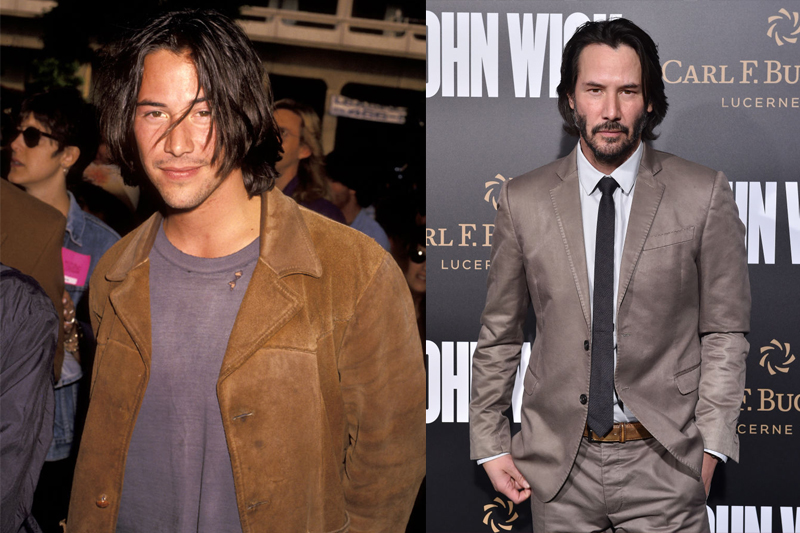 Keanu Reeves Made It Clear He's An Action Star