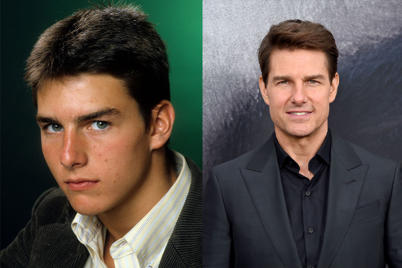 Tom Cruise Has Moved On From Risky Business
