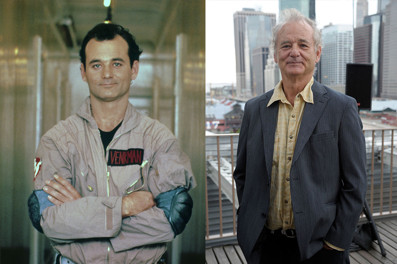 Bill Murray Is Going Ghost Hunting In 2020