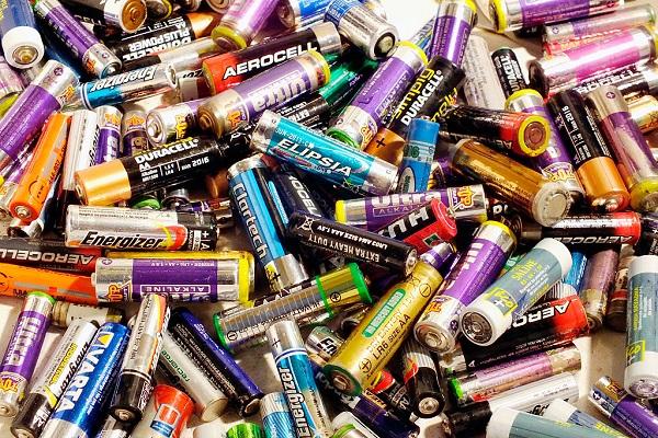 11 Baterías 1