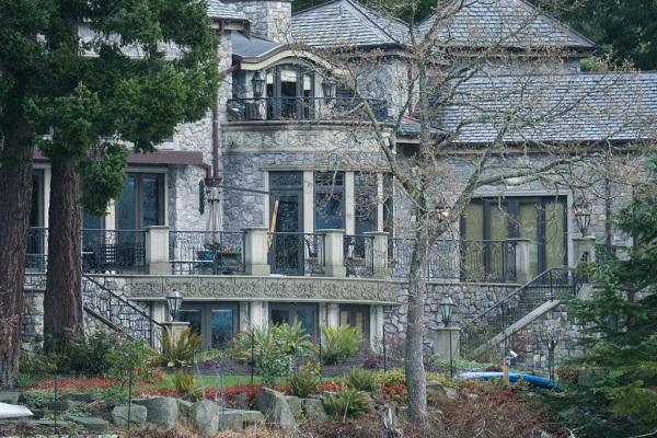 3 Meghan y Harry Casa Canadá 15