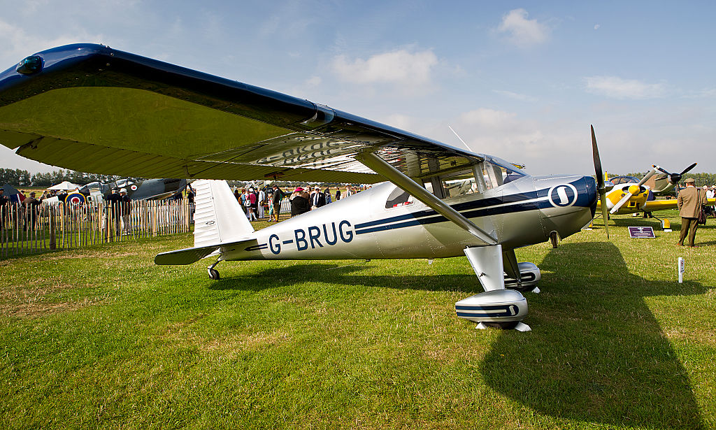 a special aircraft