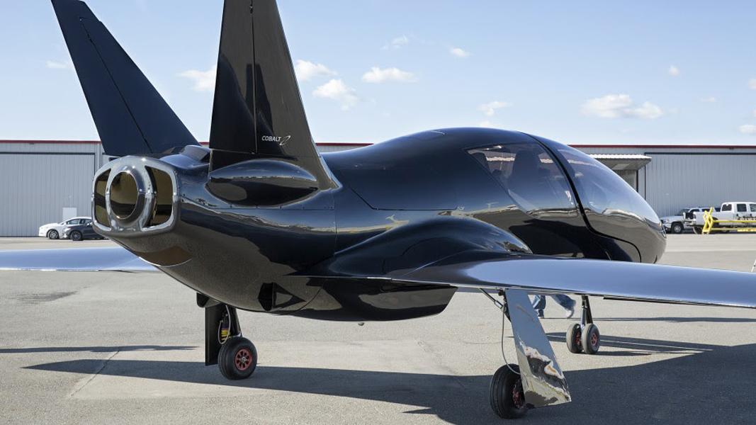 an aircraft