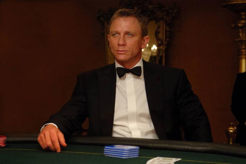 James Bond: $7.12 Billion