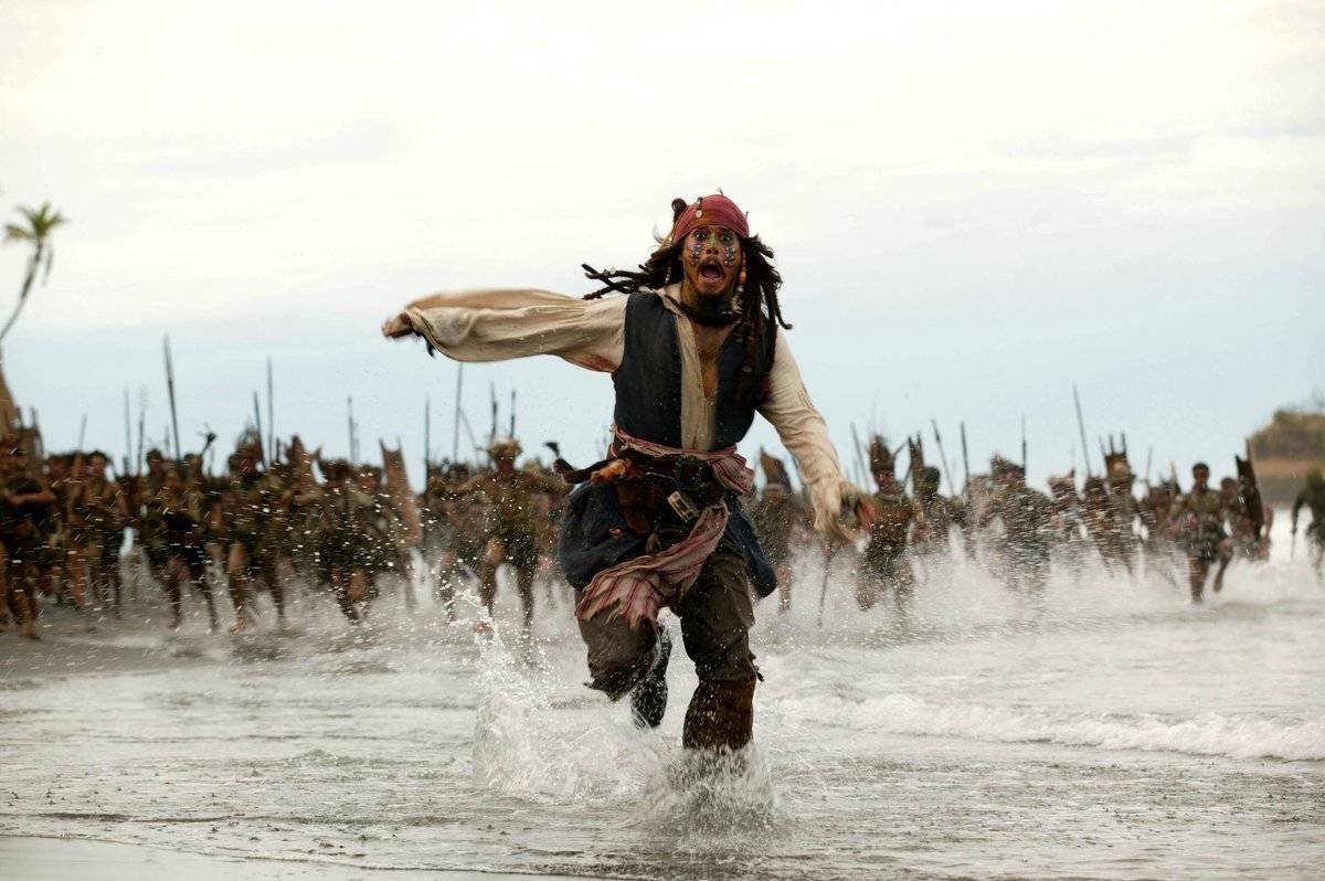 Pirates Of The Caribbean: $4.5 Billion