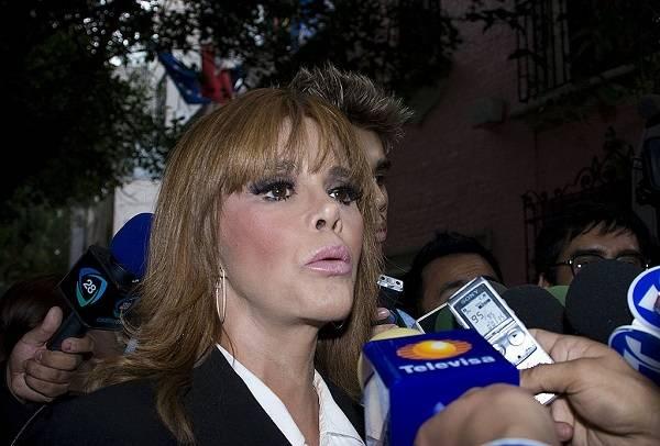14 Lucía Mendez 13