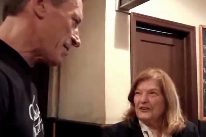 Vinacour talks to Brija.