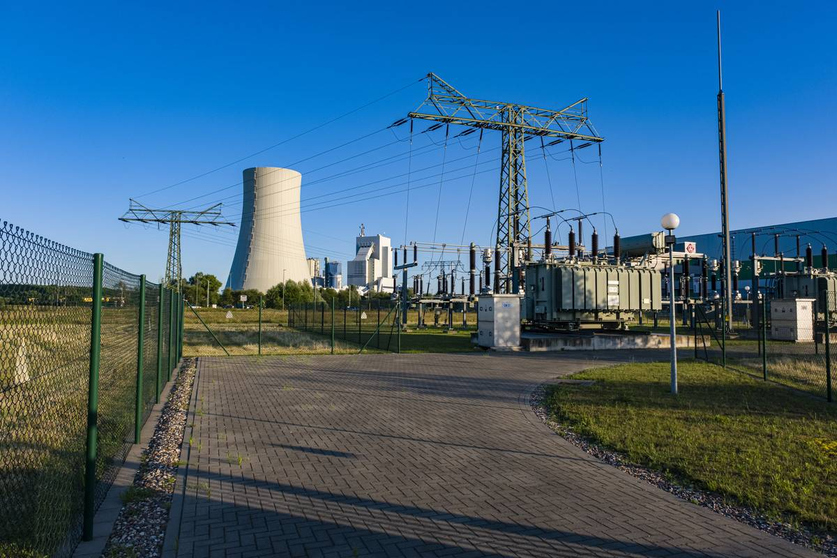 Power Plants Needed A Way To Service Far-Away Towns