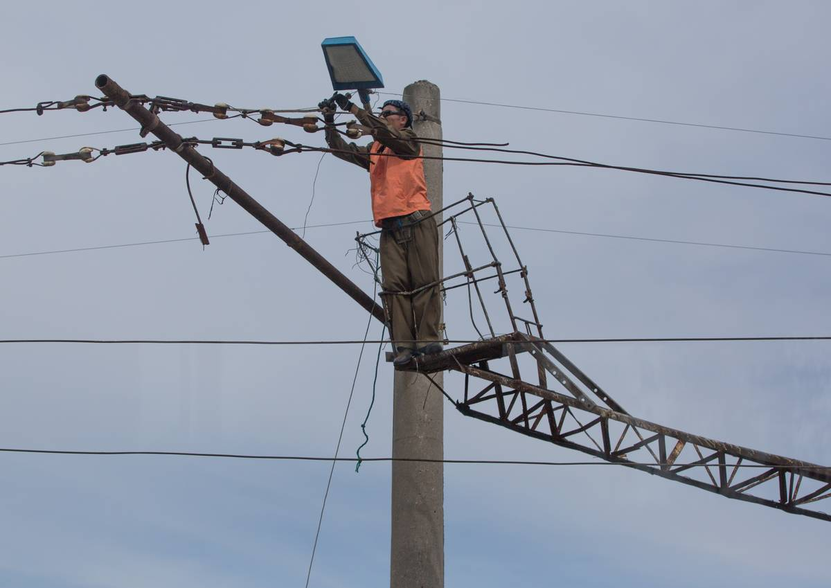 The Worker Acts As A Transmitter, Of Sorts