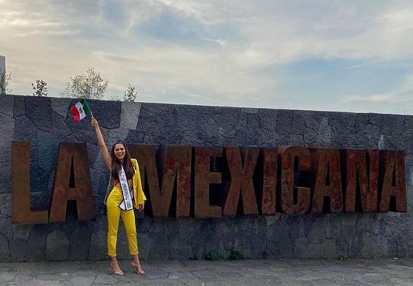 18 Miss Mexico 2