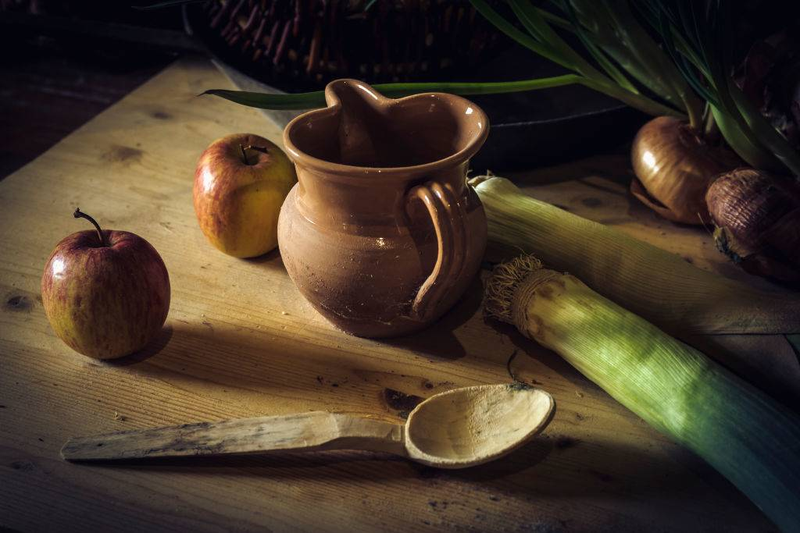 Picture of utensils