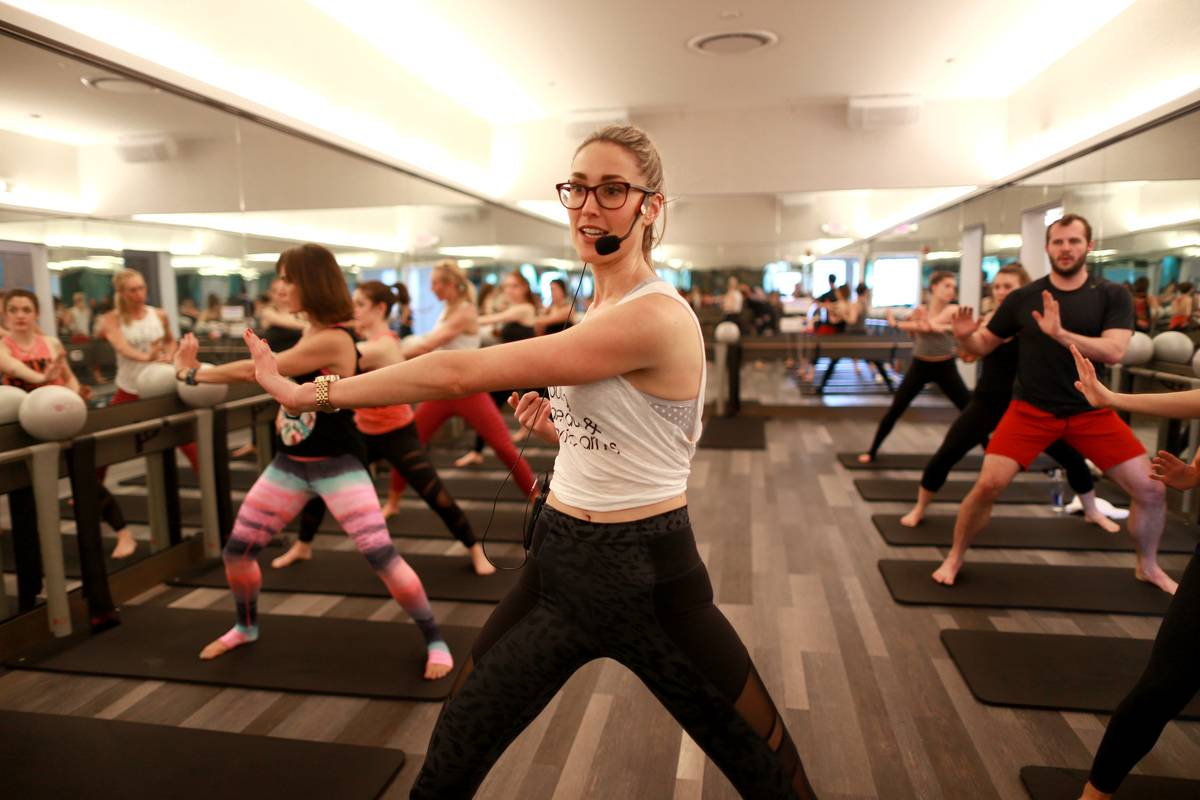 Three Spin Classes At Three Different Boston Gyms